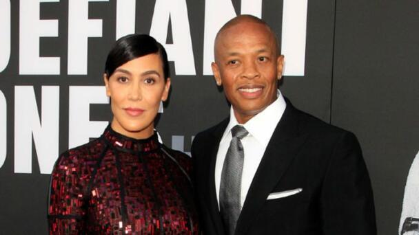 Dr. Dre pagará 6 millones de pesos mensuales a su ex esposa Nicole Young