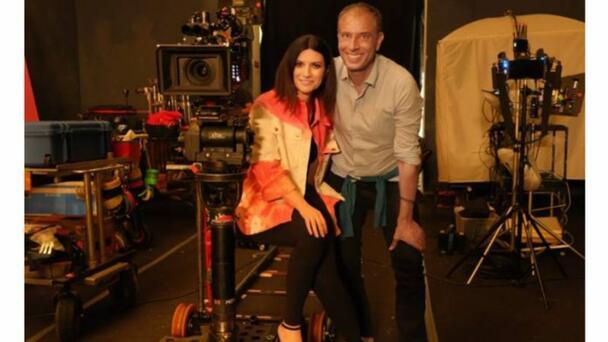 Laura Pausini protagonizará película de Amazon