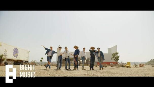 "BTS comparte teaser de ""Permission to dance"" escrito por Ed Sheeran"