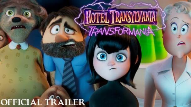 """Asómate al 2do avance de """"Hotel Transylvania: Transformanía"""""""