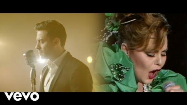 Escucha a Carlos Rivera a dueto con Rocío Dúrcal
