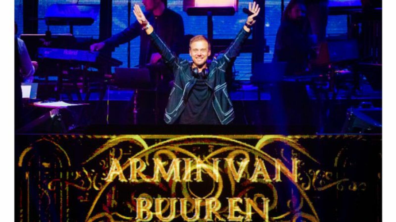 """Armin van Buuren lanza """"Forever"""", disco repleto de colaboraciones"""