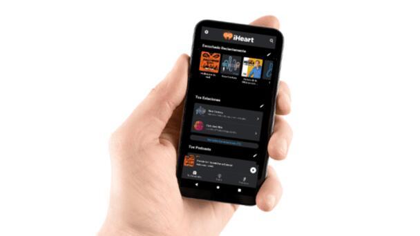 Disfruta iHeartRadio app en modo oscuro con Android en 4 pasos