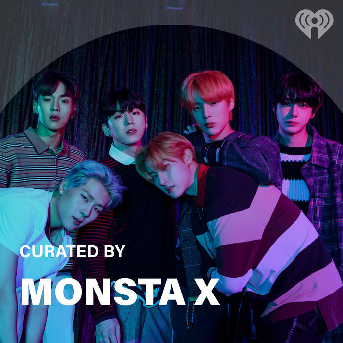 Curated By: MONSTA X