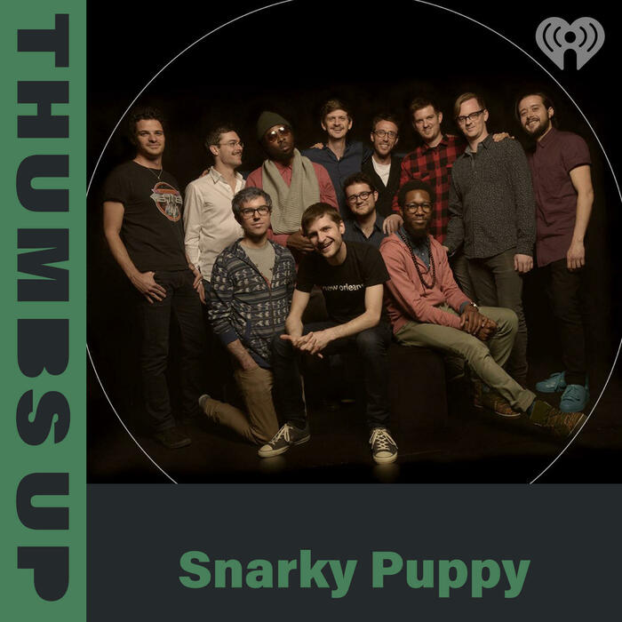 Thumbs Up: Snarky Puppy