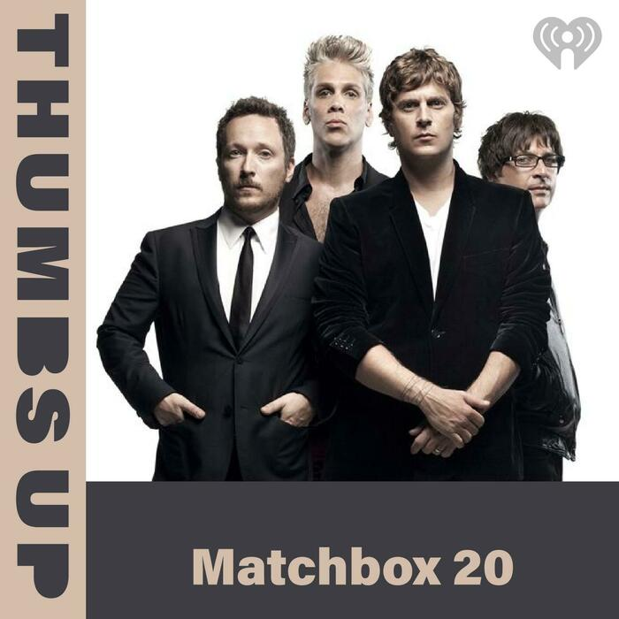 Thumbs Up: Matchbox 20
