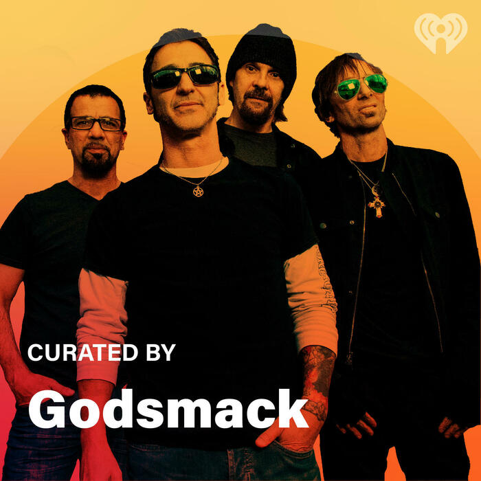 Curated By: Godsmack