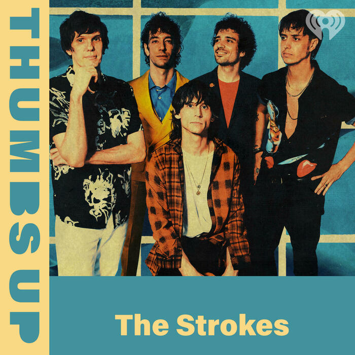 Thumbs Up: The Strokes