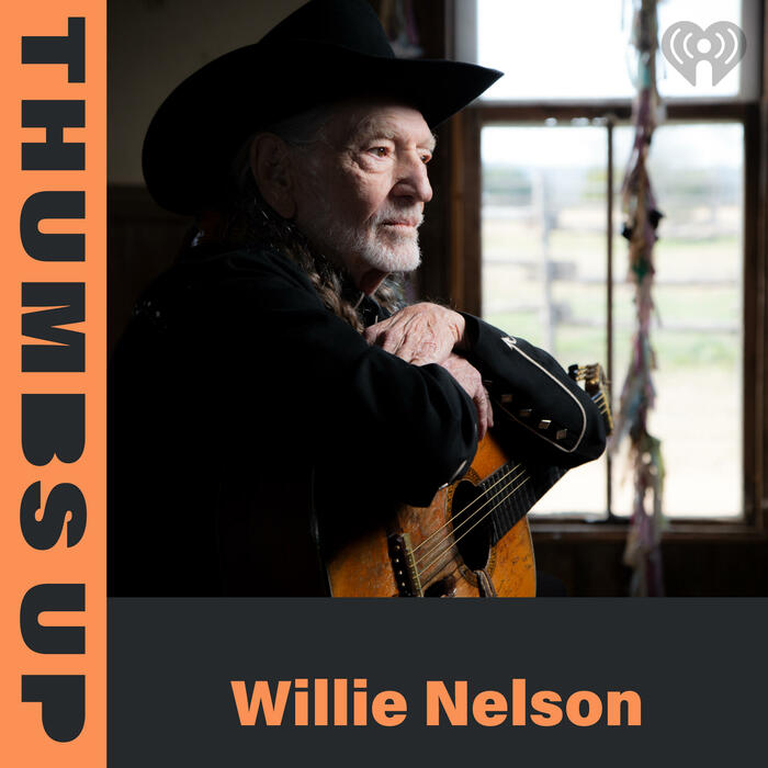 Thumbs Up: Willie Nelson