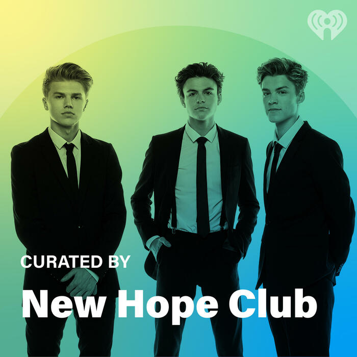 Curated By: New Hope Club