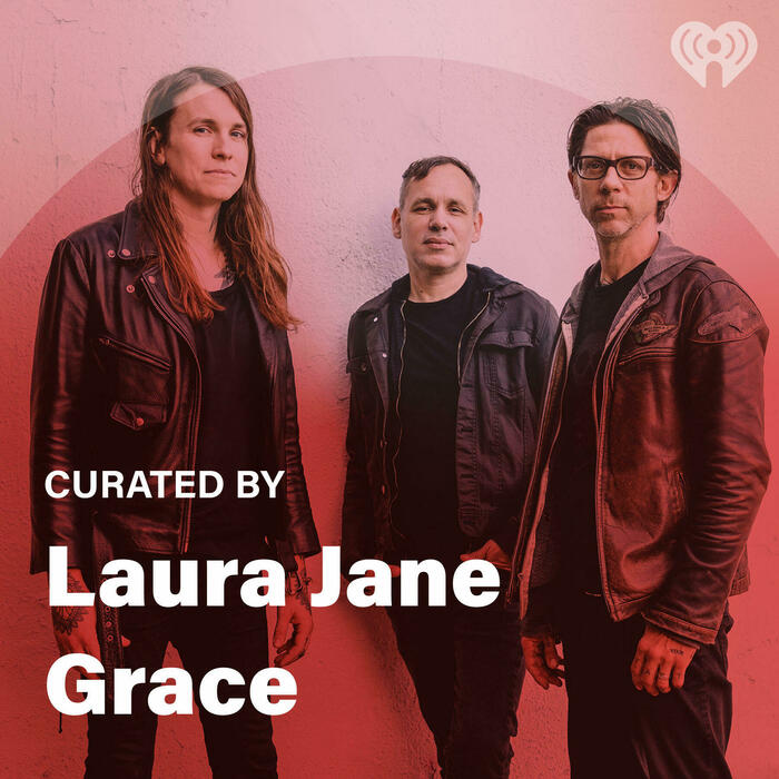 Curated By:  Laura Jane Grace