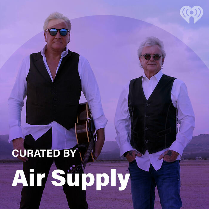 Curated By: Air Supply
