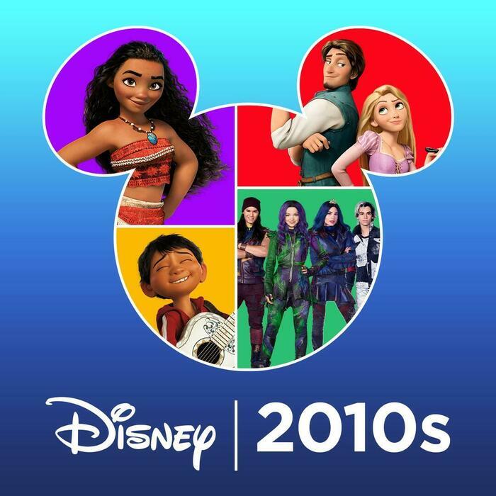 Disney 2010s