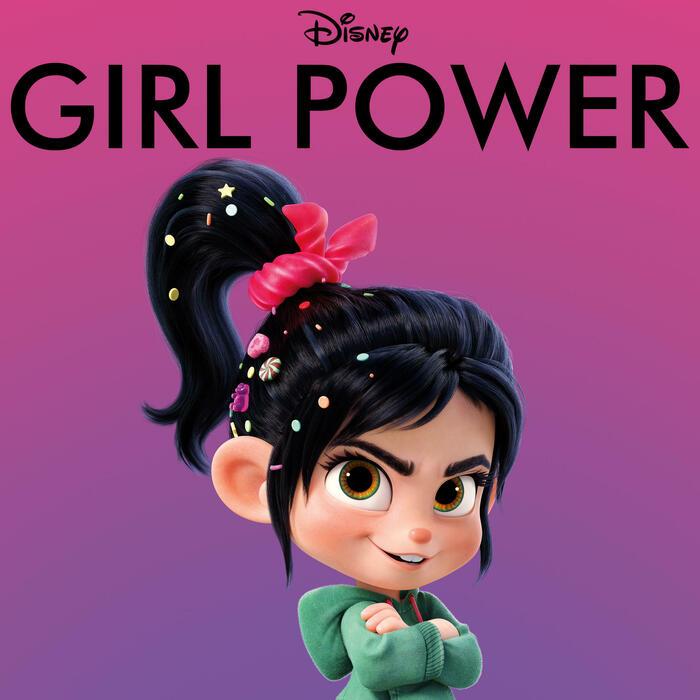Disney Girl Power